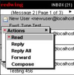 Redwing screenshot 1/1