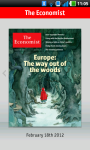 The Economist screenshot 1/4