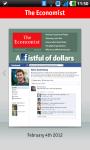 The Economist screenshot 2/4