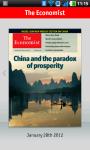 The Economist screenshot 3/4