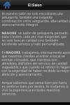 Pelu NAGORE screenshot 1/3