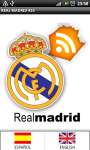 Real Madrid News Rss screenshot 1/5
