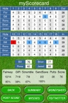 myGolfstats  Golf Shot Tracking and USGA Handicap screenshot 1/1