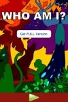 WHO AM I? - Animal Game (Free Version) screenshot 1/1