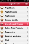 Cupcake Recipes screenshot 1/1