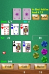 Headsup Poker Free (Hold'em, Blackjack, Omaha) screenshot 1/1