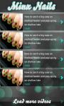 Minx Nails Free screenshot 2/2