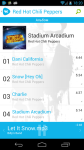 to Music - VK LastFM Radio screenshot 3/6