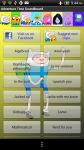 Adventure Time Sound board screenshot 1/4