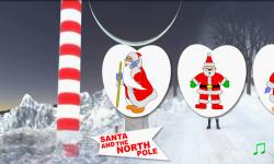 Santa And The North Pole HD screenshot 1/3