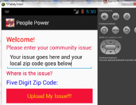 Peoples Power screenshot 1/1