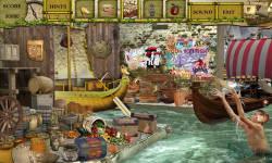Free Hidden Objects Game - Mystery Bay screenshot 3/4