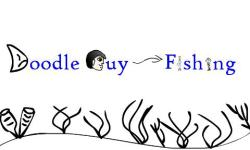Doodle Guy - Fishing screenshot 1/5