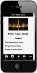 Paris Travel Guide 2 screenshot 4/4