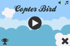 Copter Bird screenshot 1/5