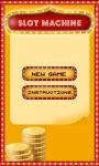 Slot Machine Game screenshot 1/4