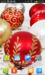 White Holy Christmas Live Wallpaper screenshot 3/3