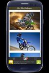 dirt bike wallpaper screenshot 2/6