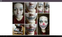 Halloween Makeup Step by Step screenshot 3/4
