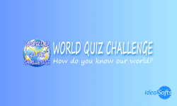 World Quiz Challenge screenshot 1/5