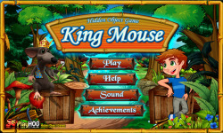 Free Hidden Object Games - King Mouse screenshot 1/4