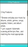 Music Player / Audio Player Guide screenshot 1/1