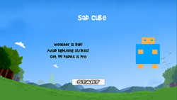 Sad Cube - Are you Even Focusing screenshot 1/1