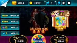Halloween Slot VIP full screenshot 2/6