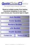 Insurance Quotes screenshot 1/3