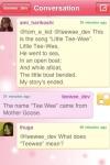 Teewee for Twitter screenshot 1/1