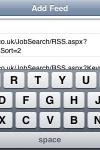 Ad RSS Pro Reader screenshot 1/1