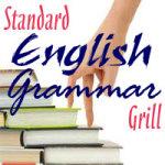 Standard English Grammar Grill screenshot 1/3