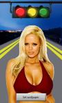 Sexy Bikini Traffic Girl LWP screenshot 2/6