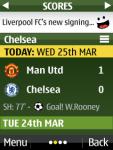 Soccatak - Live Football Action screenshot 1/6