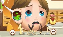 Royal Baby Ear Doctor screenshot 1/4