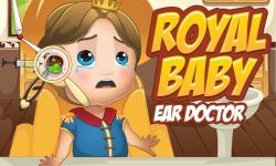 Royal Baby Ear Doctor screenshot 2/4