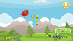 Flappy Scrappy Learns To Fly screenshot 3/6