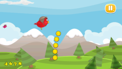 Flappy Scrappy Learns To Fly screenshot 4/6