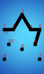 Scary App - Connect Dots Game screenshot 3/4