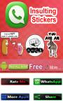 Insult Stickers 4 WhatsApp screenshot 4/4