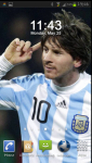 Messi HD Wallpaper 2014 screenshot 2/3