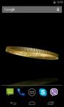 Coin 3D Live Wallpaper screenshot 4/4