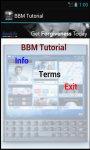 BBM Tutorial And Guide screenshot 2/4