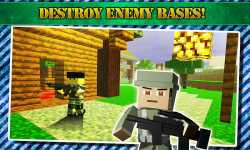 Cube Wars Battlefield Survival screenshot 4/5