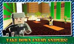 Cube Wars Battlefield Survival screenshot 5/5
