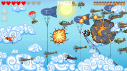 Red Baron: Fly and Shoot screenshot 3/5