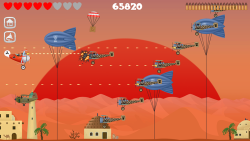 Red Baron: Fly and Shoot screenshot 4/5