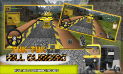 Tuk Tuk Hill Climbing screenshot 2/6