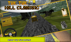 Tuk Tuk Hill Climbing screenshot 4/6