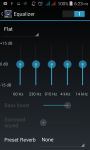 Music Player Black screenshot 4/5